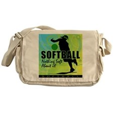 2011 Softball 81 Messenger Bag