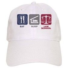 EatSleep_LawSchool Hat