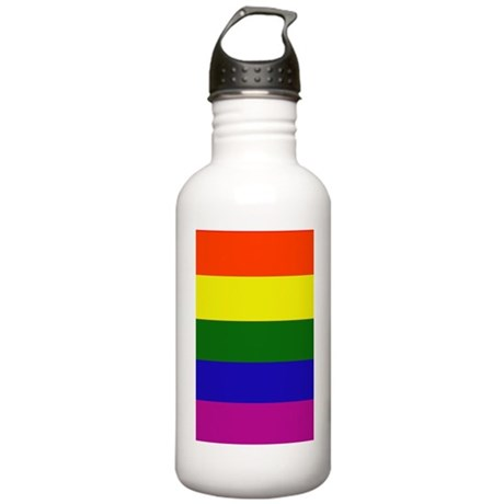 Gay Pride Stainless Water Bottle 1.0L