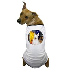 J-ORN-Cafe-Bully4 Dog T-Shirt