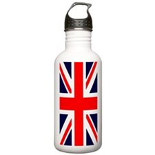 Union Jack Sports Water Bottle