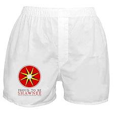 Shawnee Star #07 Boxer Shorts