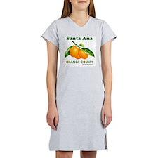 santa-ana-design Women's Nightshirt