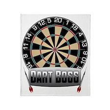 dartboard Throw Blanket