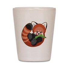 redpanda Shot Glass