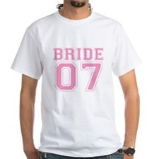 Bride '07 Shirt (MRS. MEAGHER)