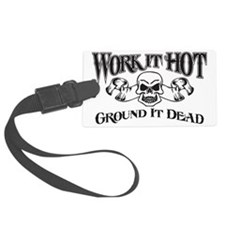 ground it dead 1 Luggage Tag
