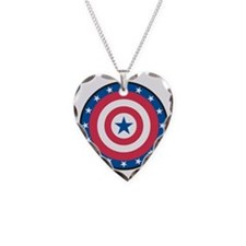 Stars bullseye Necklace