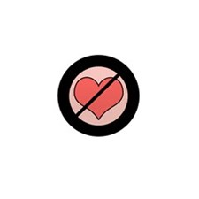 Anti-Valentines Day 3 Mini Button (10 pack)