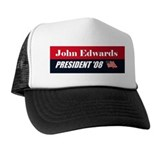 JOHN EDWARDS FOR PRESIDENT BU Trucker Hat