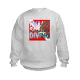 Thailand Scuba Diving  Sweatshirt