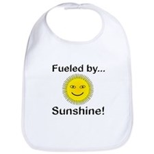 Fueled by Sunshine Bib