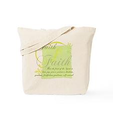 FruitFaith Tote Bag