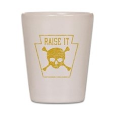 RaiseIt Shot Glass