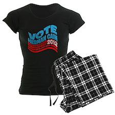 Vote-Cain Pajamas