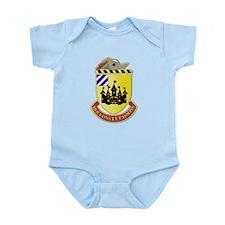 DUI - 3rd Brigade Support Bn Infant Bodysuit