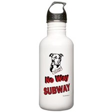 nowaysubway Water Bottle