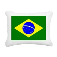 brazil Rectangular Canvas Pillow