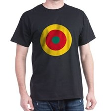7x7-Roundel_of_the_Cameroonian_Air_Fo T-Shirt