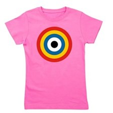 10x10-Chinese_Air_Force_Roundel_1920-19 Girl's Tee