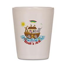 Noahs Ark Shot Glass