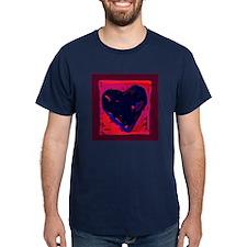 Blue Heart T-Shirt