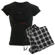 abcs Pajamas