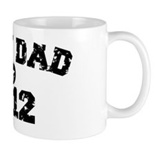 new dad 2012hat Mug