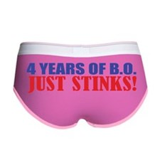 BO Stinks 2 Women's Boy Brief