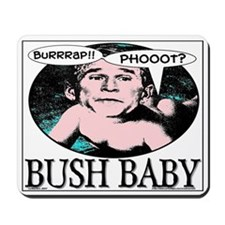 Bush Baby Mousepad