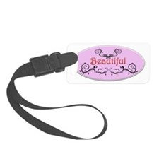 beautiful Luggage Tag
