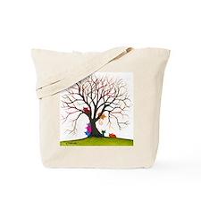 tree inglewood bigger Tote Bag
