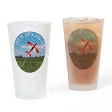 inafield Drinking Glass