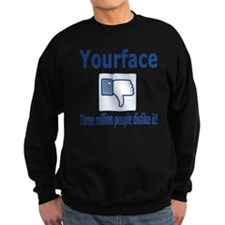 yourface Sweatshirt