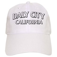Daly City CA Baseball Cap