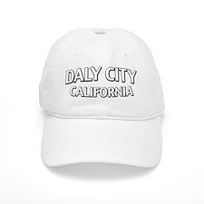 Daly City CA Baseball Cap