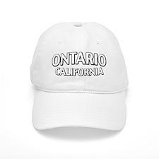 Ontario CA Baseball Cap
