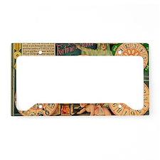 fortune teller  License Plate Holder