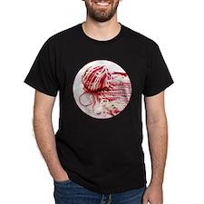 pinkKnitting_cir_2 T-Shirt