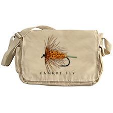 Carrot Fly Messenger Bag