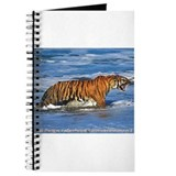 Wet Striped Tiger Journal