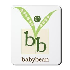 BabyBean Logo Mousepad
