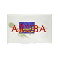 ARUBA Rectangle Magnet