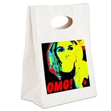omg2 Canvas Lunch Tote