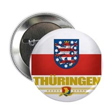 "Thuringia (Flag 10) 2.25"" Button"