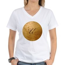 MetalGoldUneckTR Shirt
