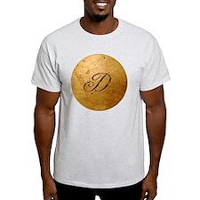 MetalGoldDneckTR T-Shirt