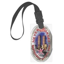 SEPTEMBER 11 001 Luggage Tag