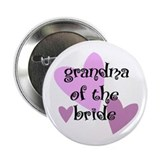 Grandma of the Bride Button
