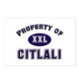 Property of citlali Postcards (Package of 8)